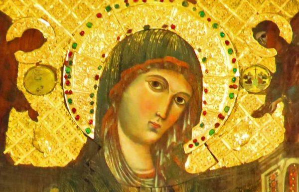 Virgen de Montevergine