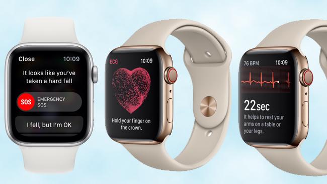 Aclaraciones de la FDA respecto al nuevo Apple Watch Series con ECG