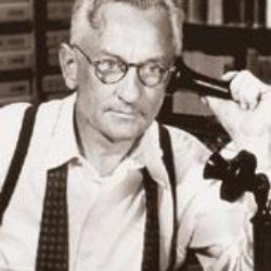 Author Gene Fowler