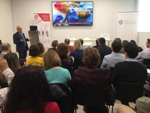 Workshop Q-Switched - Madrid - Reference Medical Group 2019