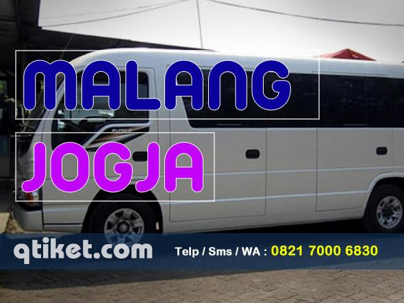 Travel Malang Yogyakarta Ekskutif Antar Jemput Murah