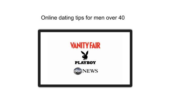 Online Dating Tips for Men Over 40 – Online Dating Advice ...