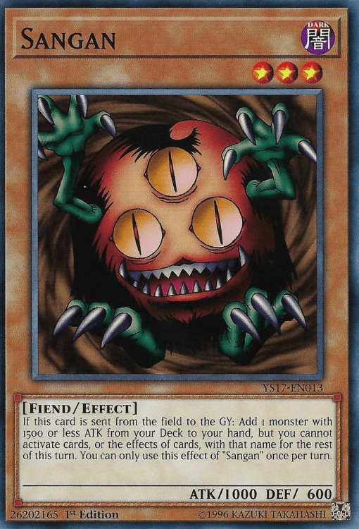 Monster Effect Yu Gi Oh Cards List