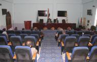 كلية القانون / جامعة القادسية تعقد المؤتمر التقويمي المقارن للعامين الدراسيين (2015/2016) – ( 2016/2017)