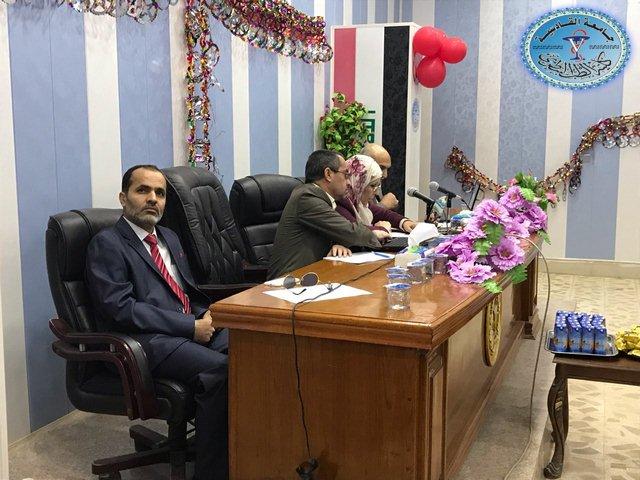 كلية الطب البيطري /جامعة القادسية تقيم ندوة علمية عن الإمراض حديثة التسجيل في العراق وأثارها على الاقتصاد العراقي .