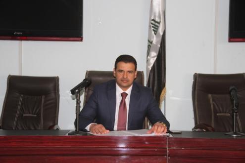 كلية القانون في جامعة القادسية تعقد حلقة نقاشية حول مشروع قانون التأمينات الاجتماعية في الميزان