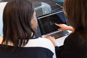 Chicas programando