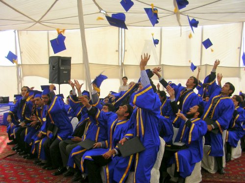 Convocation for the Class of 2005