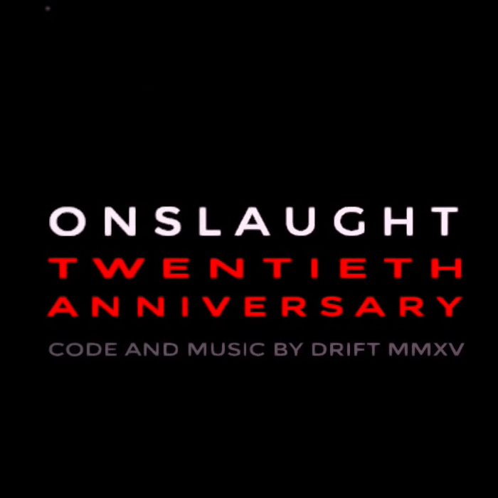 Onslaught XX