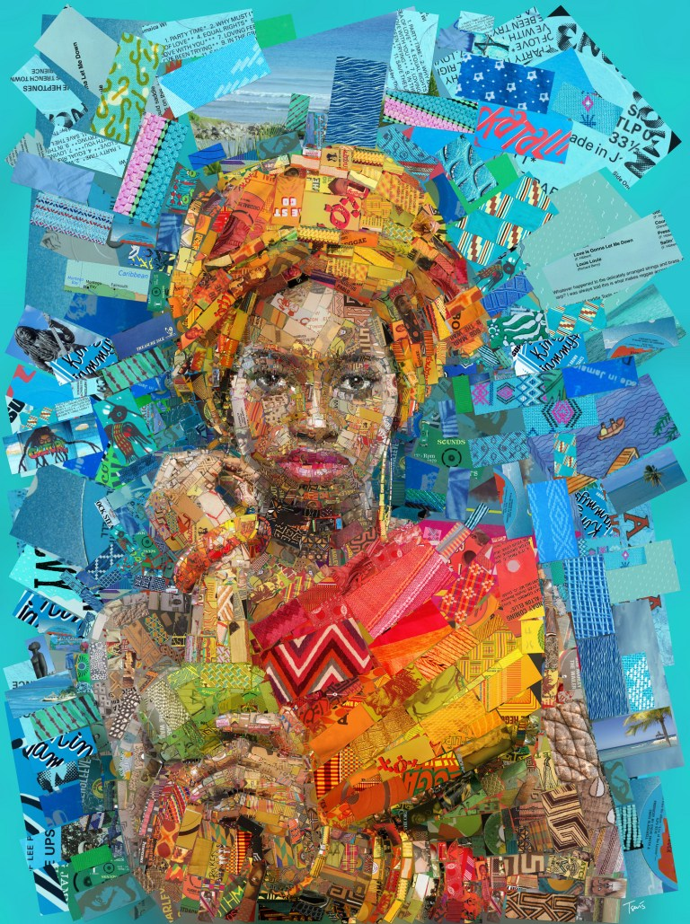 Charis Tsevis, cover for Womankind