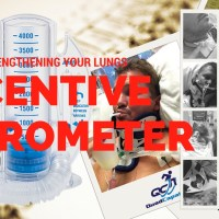How I Strengthen My Lungs with the Incentive Spirometer