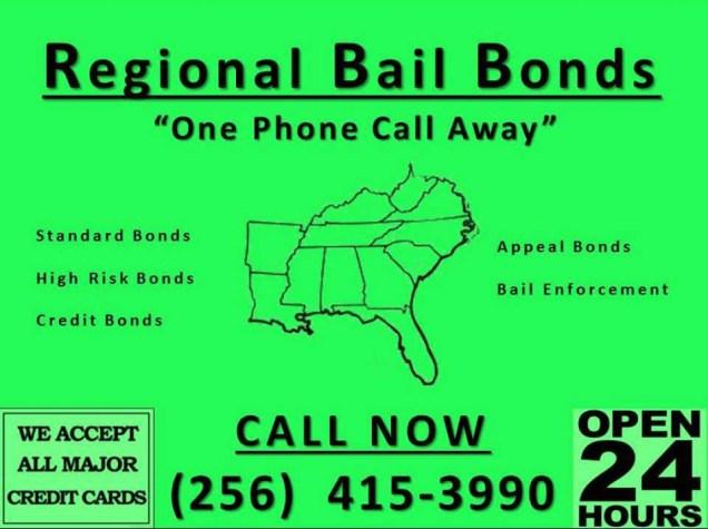 Regional Bail
