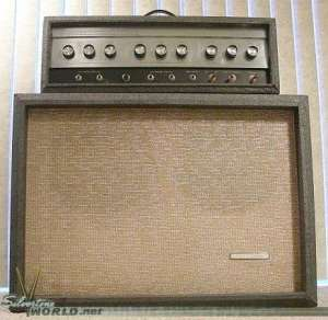 silvertone guitar amp