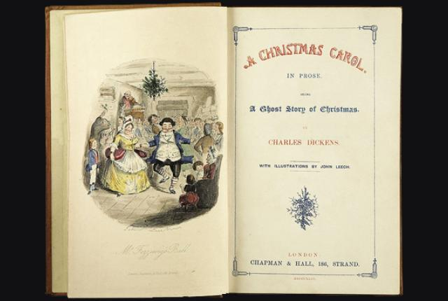 A Christmas Carol….But Did You Know