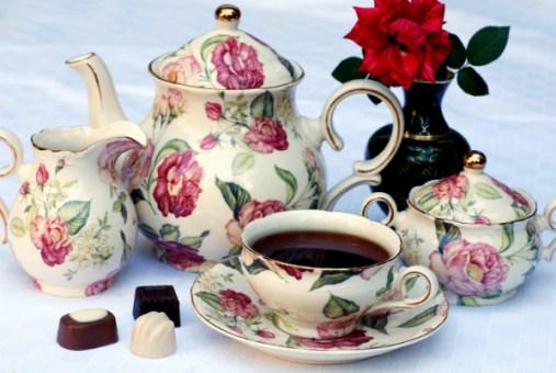 ENGLAND black tea