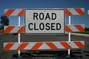 Wilson Dam Road Closed Today, June 24 |
