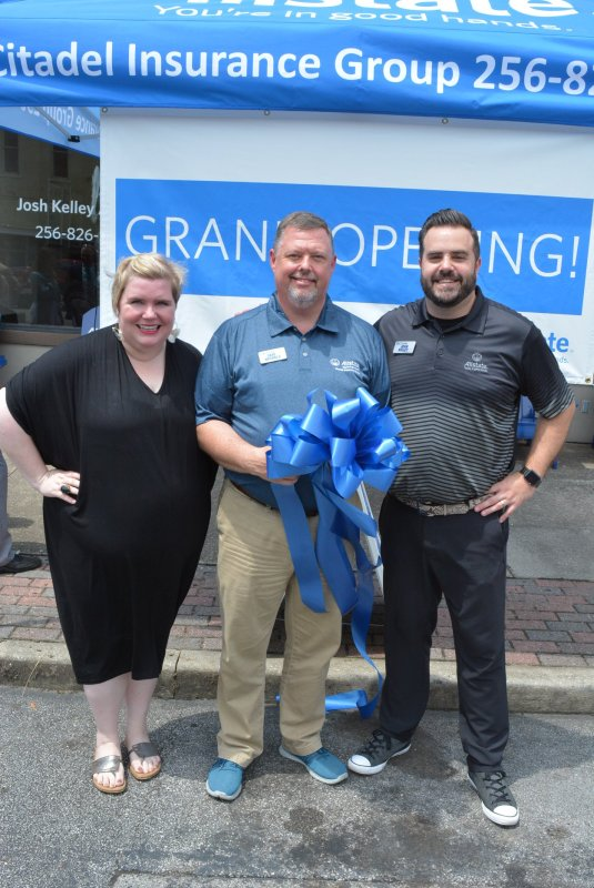 The Citadel Insurance Group Holds Grand Opening Open House |
