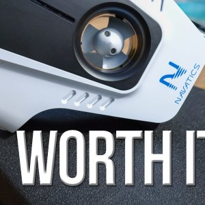Are Underwater Drones Worth it? - The Navatics MITO Review