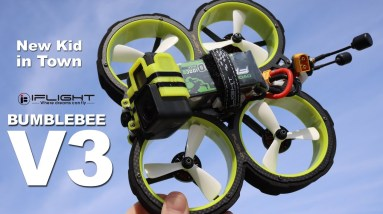 iFlight Bumblebee V3 HD Drone - There's a new Cinewhoop kid in town - Review