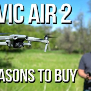 Mavic Air 2 - The Drone for Beginners