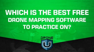 Which is the Best Free Drone Mapping Software to Practice On?