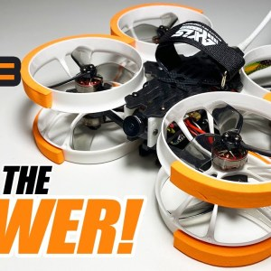 Drone with TWICE THE POWER! - Axis Flying Air Force Pro X8 - REVIEW & GIVEAWAY 🏆👍
