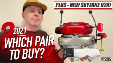 Best Fpv Goggles for 2021? - Fatshark or Skyzone? Plus New Skyzone 020!!! 🏆🎖🎖🎖
