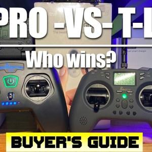 Radiomaster T8 Pro VS Jumper T Lite - Best beginner radio is? 🏆