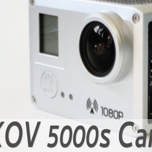 Amkov Amk 5000S HD Camera 1080P Unboxing and First Look