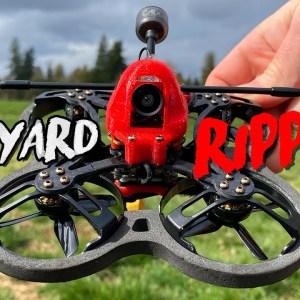 "BACKYARD RIPPER! - AuroraRC EGG V2 2"" Cinewhoop - FULL REVIEW & FLIGHTS"