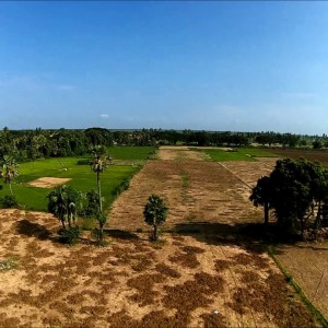 Cheerson CX-20 Aerial Video - Green Fields