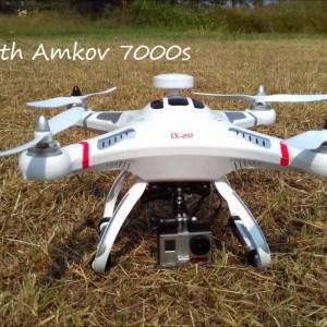 First Flight Amkov 7000s