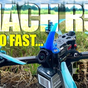 BEST FREESTYLE RACING DRONE - iFlight MACH R5 Racing Freestyle Drone - REVIEW & FLIGHTS 🏆