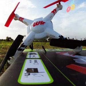 WLtoys V686G FPV Drone Flying High