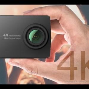 Xioami YI 4K Action Camera 2 Sample Video Footage
