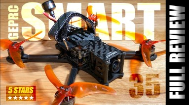 "VERY SMART! - GepRC SMART 35 3"" Racing Drone - FULL REVIEW & FLIGHTS 🏆"