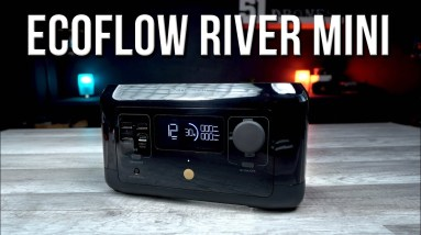 YOU Can Have Power Anywhere!  EcoFlow River Mini Wireless