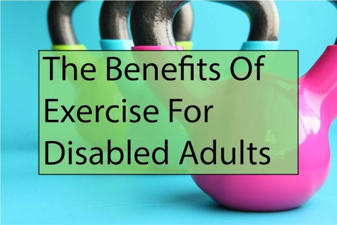 exercise for disabled adults