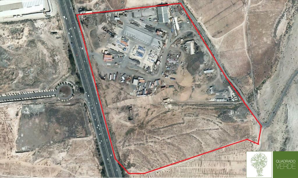 Zona 7.- Urbanización Industrial El Goro-Tufia-A