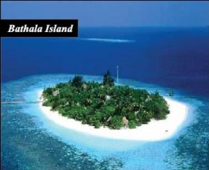 Bathala Island, a project initiated by Prema Cooray for Aitkenspence Hotels