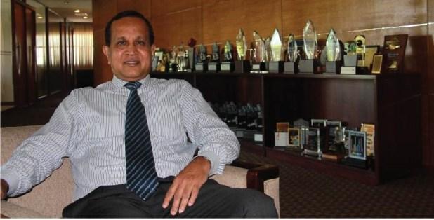 Premalal de Silva, a 35 year service with excellence at Singer Sri Lanka PLC