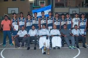Josephian Basketball 2015