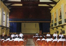 Royal College main hall