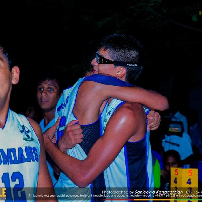 RC Vs STC Basketball-101