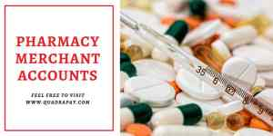 Pharmacy Merchant Accounts