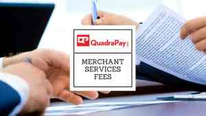 Merchant Services Fees