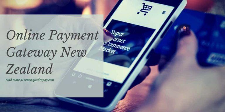 Online Payment Gateway New Zealand
