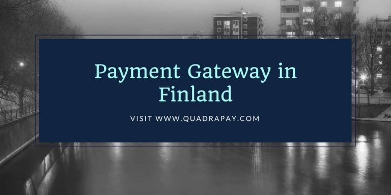 Payment Gateway in Finland
