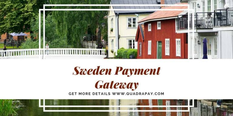 Sweden Payment Gateway by Quadrapay