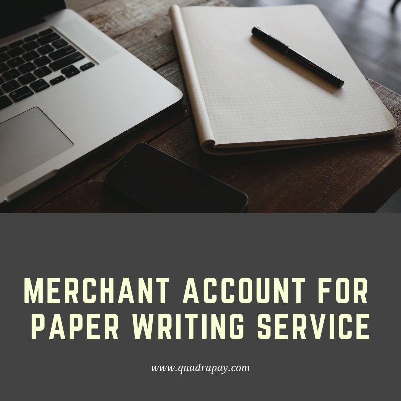 Merchant Account For Paper Writing Service